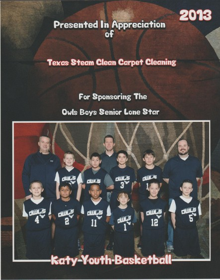 Texas Steam Team